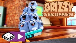 Grizzy und die Lemminge | Der gehört mir! | Boomerang thumbnail