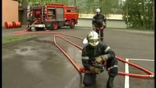 Manoeuvre Pompier m3