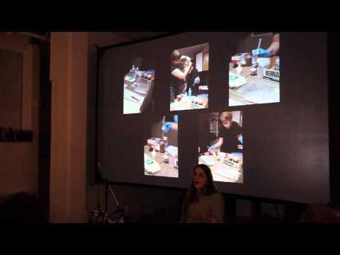 Helga Jakobson - Artist Talk