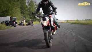 KTM 690 Duke R TEST