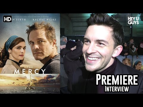 Jonathan Bailey  The Mercy Premiere