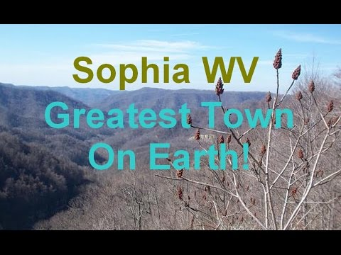 Sophia WV, The Greatest Town on Earth!  (Photo Slideshow)