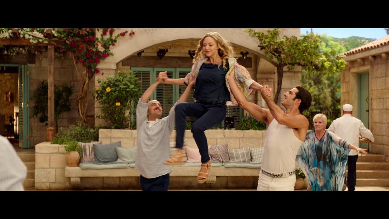 Mamma Mia! 2 - Трейлер