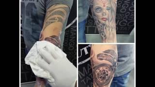Tattoo mango beauty art MESSICANA OROLOGIO 6baefda1f5e