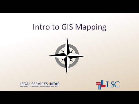 Intro to GIS Mapping