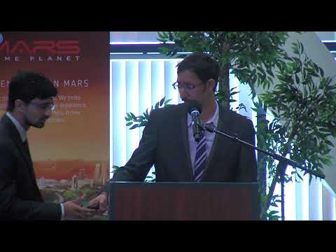 NYU Students - Europa Probe - 20th Annual International Mars Society Convention