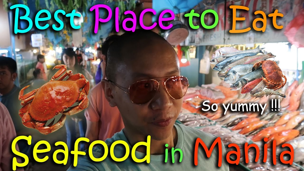 Good Place Eat Seafood