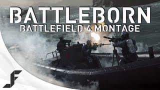 Battleborn - Battlefield 4 Montage