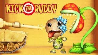 Random Weapons VS The Buddy #5  | Kick The Buddy | Android Games 2018 Gameplay | Friction Games