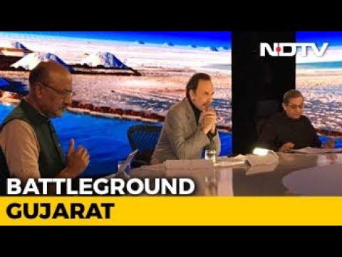 Battleground - Gujarat Landslide For BJP? 35% Chance
