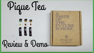 Pique Tea Crystals - Unboxing & Review!