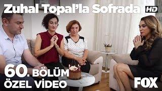 Barış Bey'den eşine doğum günü sürprizi... Zuhal Topal'la Sofrada 60. Bölüm