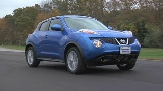 2011 Nissan Juke First Look | Consumer Reports