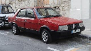 Fiat regata 70 vs ВАЗ 21099: Плагиат автопрома #1