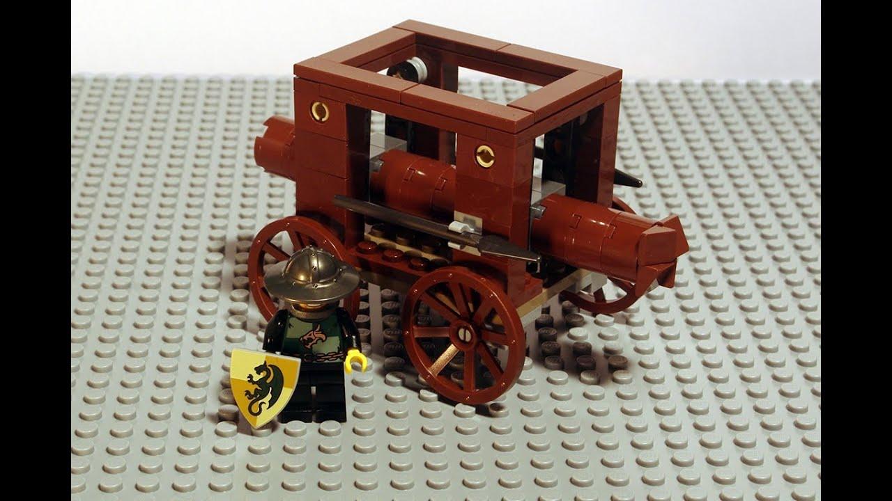 How To Build A Lego House Tutorial