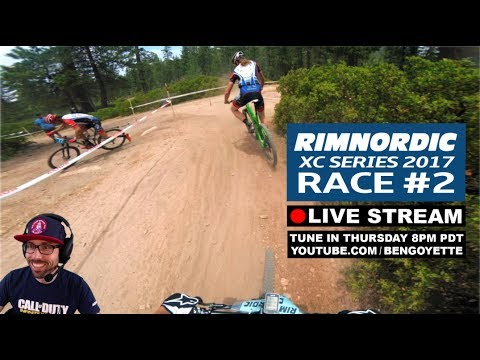 Live Stream: XC Race Rim Nordic #2 Pro Men - Thu 7/13 8PM PDT