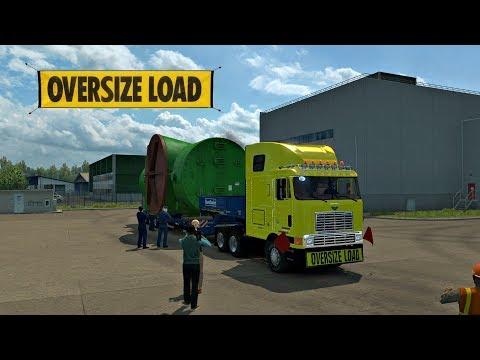Special Transport DLC Nuevo | Camiones International y Freightliner | Sobrepeso y Sobredimensiones