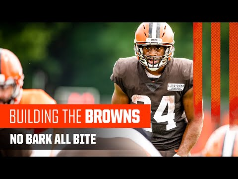 Building The Browns 2020: No Bark All Bite (Ep. 9)