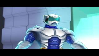 Power Rangers: Super Legends (PC) walkthrough - Intro Cutscene
