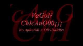 Vagon chicano - No aprendi a olvidar.wmv