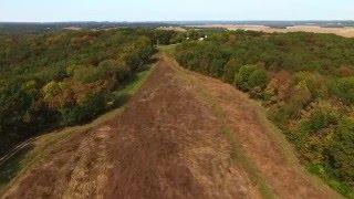 Menke Farm - A Historical Aerial Experience - 2015