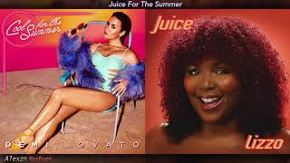 Juice For The Summer - Lizzo x Demi Lovato (Mashup)
