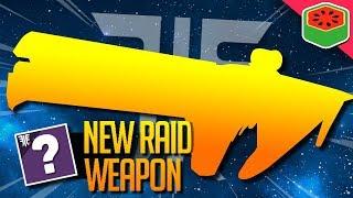 Age-Old Bond - LAST WISH RAID Auto Rifle! | Destiny 2 Forsaken