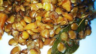 Рецепт чечевица с овощами / Гарнир из чечевицы