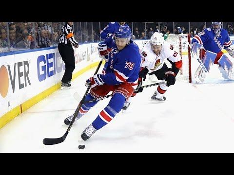 NHL Playoffs Game 4: Rangers 4, Senators 1 highlights