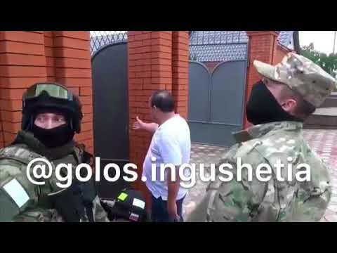 Эпизод контртеррористической операции в Назрани 8 июня 2018 г.