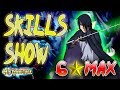 **ADULT SASUKE ALL SKILL PREVIEW** - Naruto x Boruto Ninja Voltage