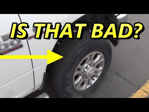 How to Justify New Tires