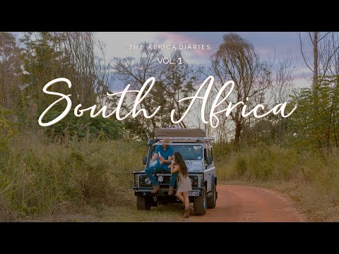 TRAVEL VLOG: The Africa Diaries Ep. 1 - South Africa