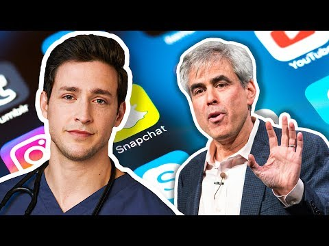Doctor Mike On Anxiety & Social Media | Conversation w/ Jonathan Haidt