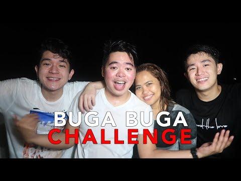 Buga Buga Challenge (Nakakadiri To' Promise!) ft. Baninay, Benedict and Edric