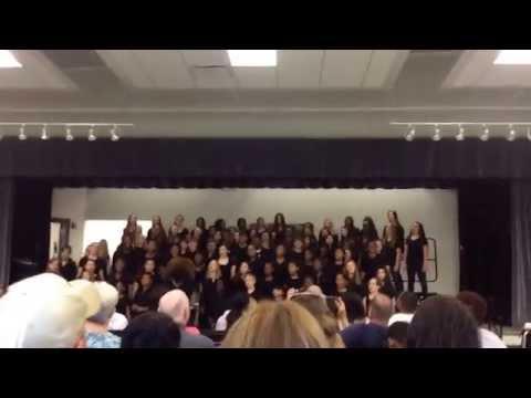Aaron Cohen Middle School Spring concert 2014 Part 2