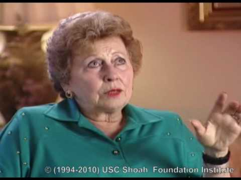 Holocaust Survivor Testimonies: The End of the Jewish Community in Munkacs