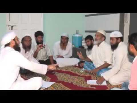 munazra sujangarh part 1 rafulyadain ghairmuqallidin ki sharamnak shakist .allama abdul ahad qasmi
