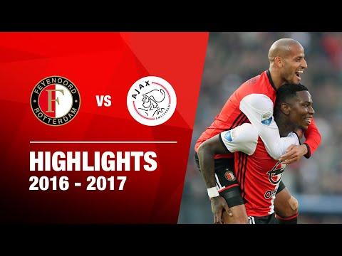 Samenvatting Feyenoord - Ajax 2016-2017