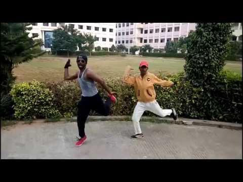 Devi Song Chal maar   Fan made dance video   Prabhu Deva