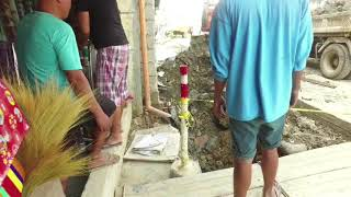 Boracay  Philippines:Many Establishment still waiting for sewerage connection from Boracay  Water