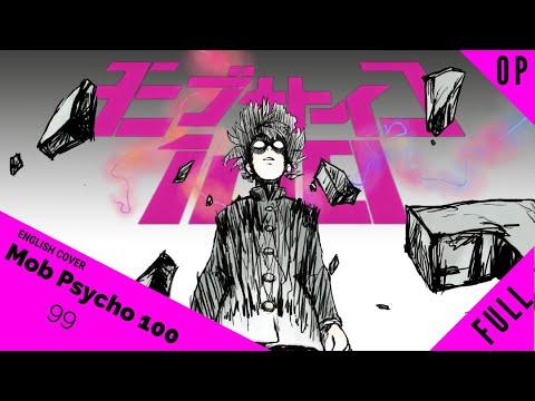 English CoverMob Psycho 100 OP 99 FULL VERKelly Mahoney Studio Yuraki