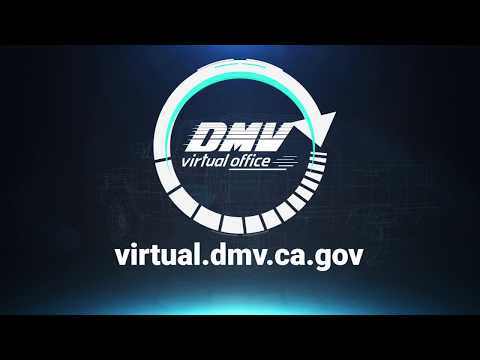 DMV Virtual Office