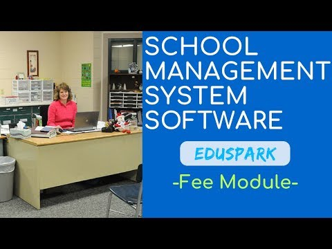 Online School / College Management System Software Fees Module by EduSpark