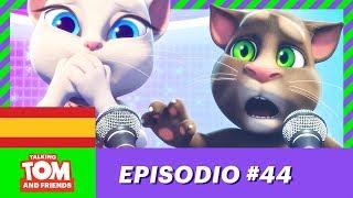 El cambiador de voz - Talking Tom and Friends (Episodio 44 - Temporada 1)