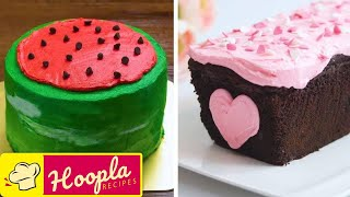 Amazing Birthday Cake Ideas Part 5 | Cake ART @Hoopla Recipes - Cakes, Cupcakes and More