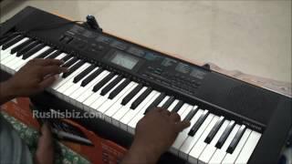 Saagar Kinare Dil Ye Pukare - Piano - Master Ramana