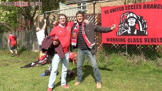 Stamford AFC - FC United of Manchester (Apr 19, 2014)
