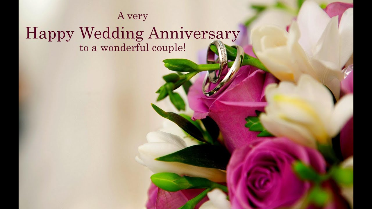 Beautiful Wedding Anniversary Wishes For Wife Husband Quoteessages You