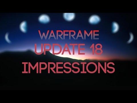 Warframe - Update